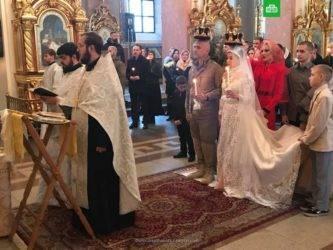 Кольца на венчание