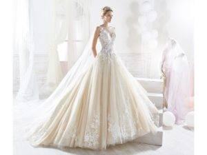 Как стирать свадебное платье дома?