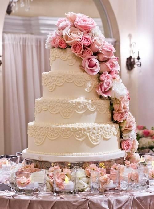 Свадебный торт своими руками: популярные рецепты и правила украшения