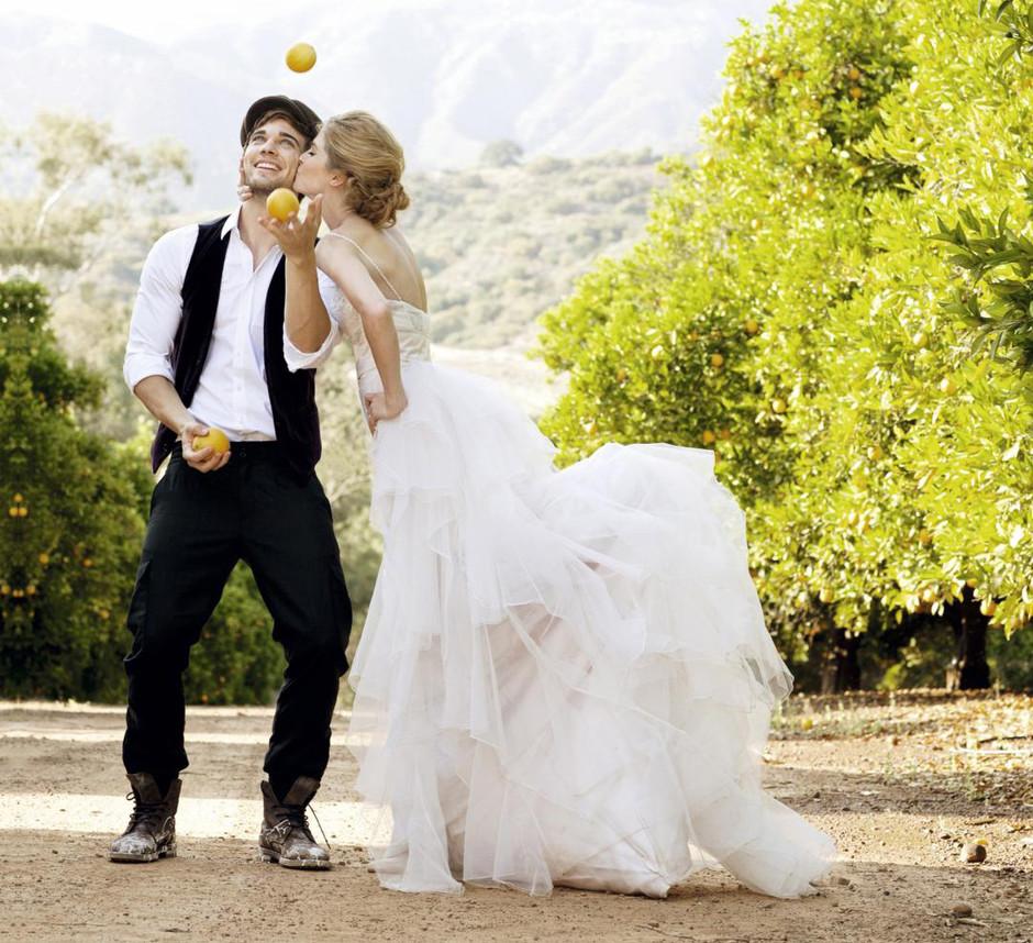Плохие свадебные приметы