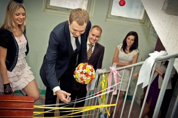 Задания для жениха при выкупе невесты