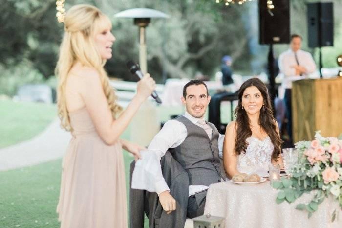 Поздравления молодоженам на свадьбу своими словами от родственников невесты