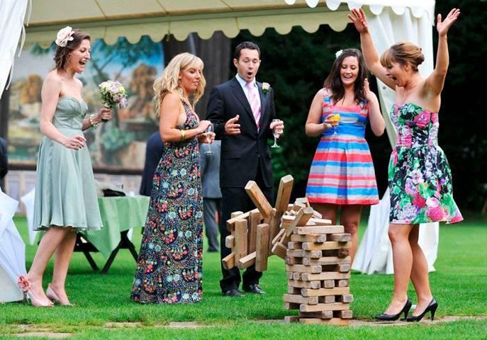 Дети на свадьбе: чем их занять. оригинальные идеи.