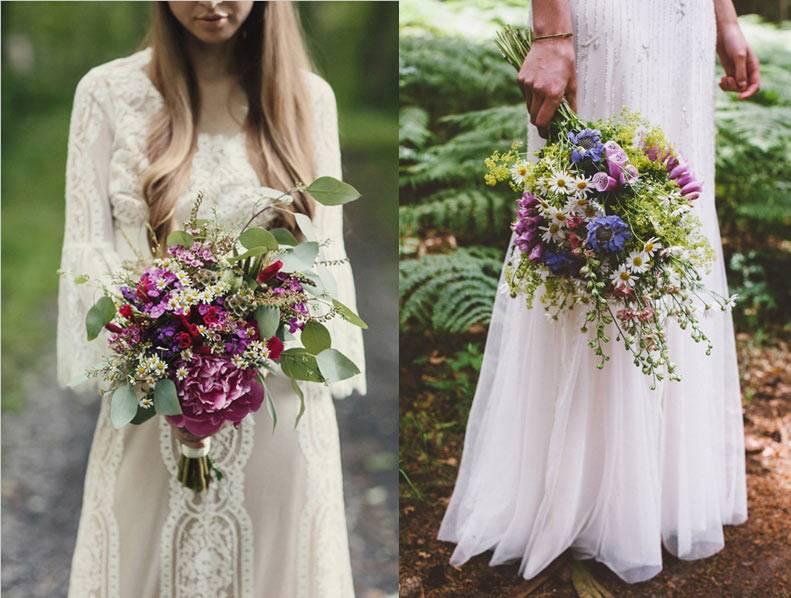 Свадьба в стиле бохо: идеи и фото