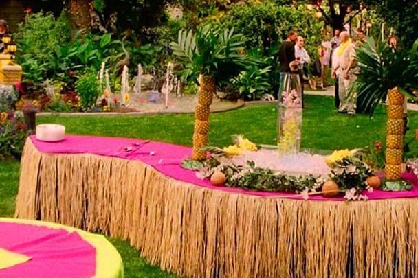Гавайская вечеринка: сценарий, конкурсы, костюмы и музыка. идеи для вечеринок в гавайском стиле для взрослых и детей