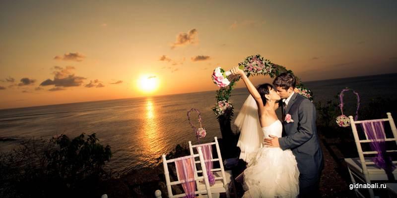 Сколько стоит свадьба на бали: как организовать церемонию