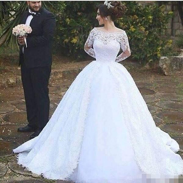 Фасоны и стили свадебных платьев