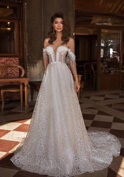 Самые необычные свадебные платья 2019 года