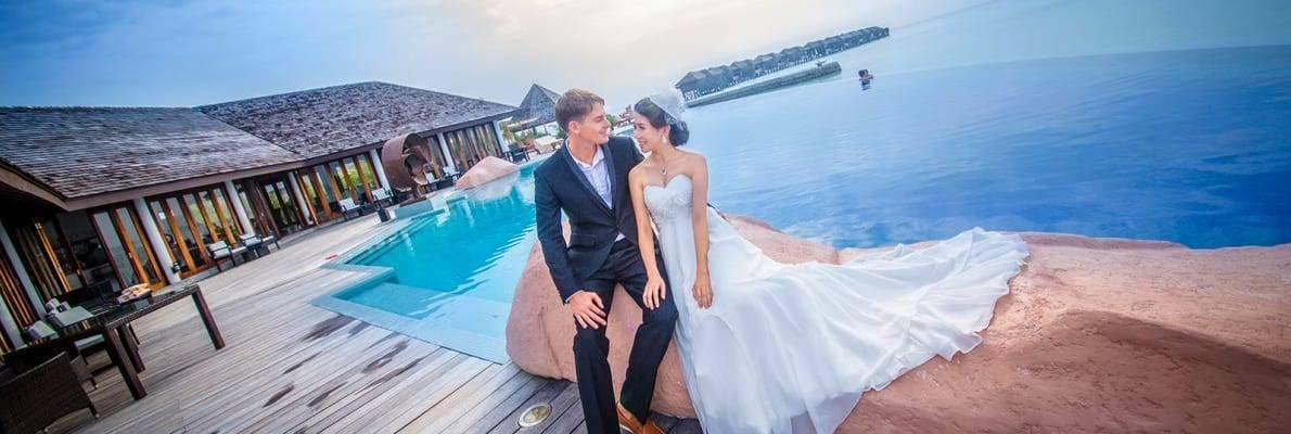 Свадьба на островах: лучший день в райском месте!