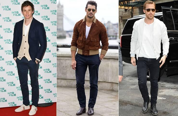 Как мужчине-гостю одеться на свадьбу без костюма? 69 фото в чем молодому парню пойти на свадьбу друга? можно ли надевать джинсы в прохладное время года и в жару?