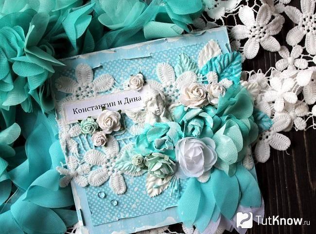 Бирюзовая свадьба. годовщина свадьбы – 18 лет