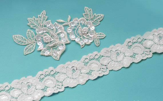 Как сделать подвязку  для невесты своими руками пошагово