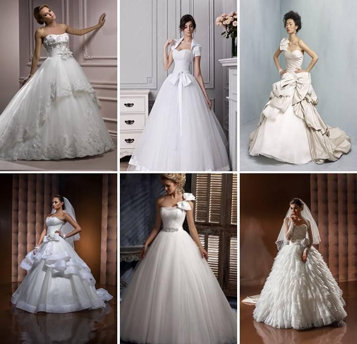Свадебное платье с красным поясом – яркий акцент любой невесты