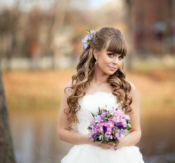 Прическа невесты в греческом стиле — за и против