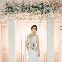 Альтернативы свадебной арке: топ-10 необычных идей