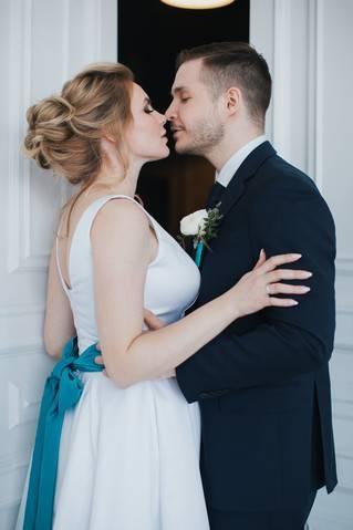 Мятно персиковая свадьба - свадебный портал wewed.ru
