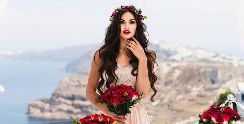 Организация свадьбы в халкидиках, греция.