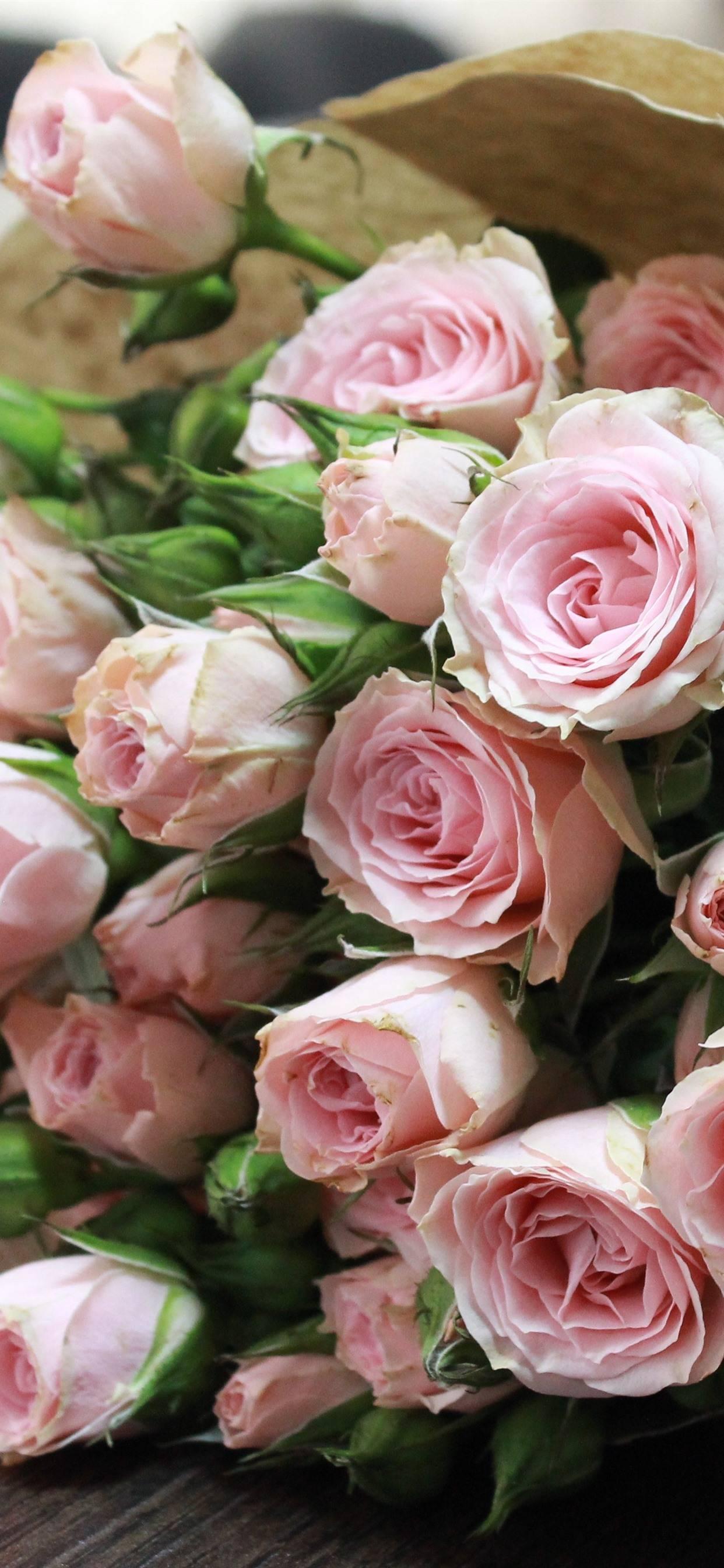 Свадебный букет из альстромерии и роз – пособие по созданию