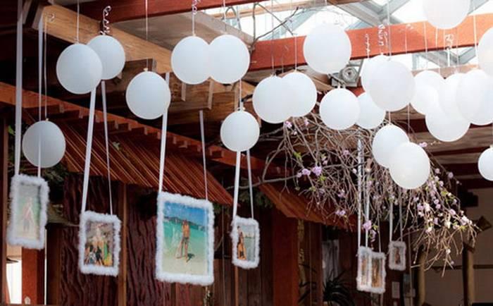 Украшаем двор на свадьбу: идеи оформления
