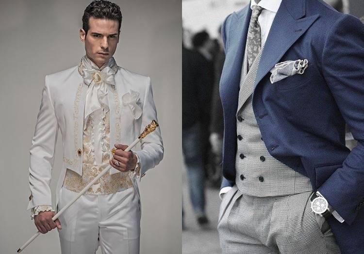 В чем мужчине-гостю пойти на свадьбу?