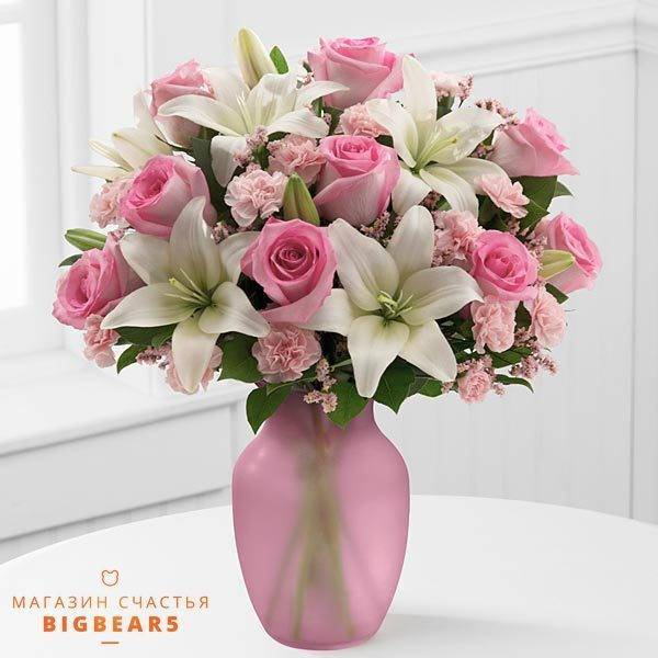 Как сделать букет невесты из живых цветов своими руками? 31 фото как пошагово собрать свадебный букет с портбукетницей?