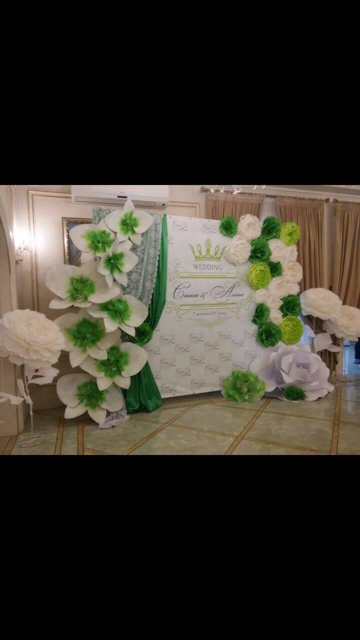 Украшение частного дома живыми цветами к свадьбе. как украсить комнату невесты: полезные советы