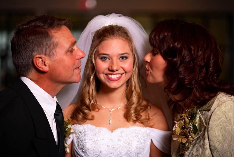 Душевные и мудрые тосты на свадьбу от родителей