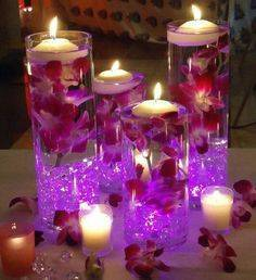 Свадебные свечи своими руками для роскошного праздника