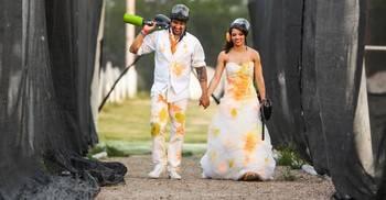 Какие вопросы про жениха и невесту задать гостям на свадьбе?