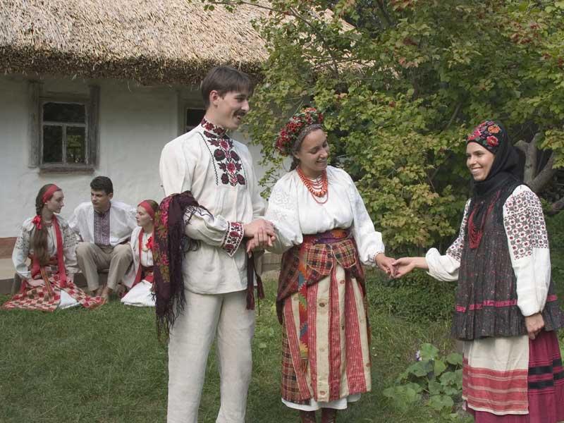 Сценарий сватовства со стороны жениха в стихах