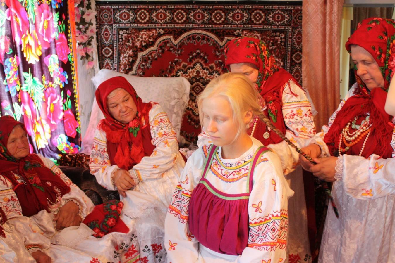 Обряды и традиции на свадьбе
