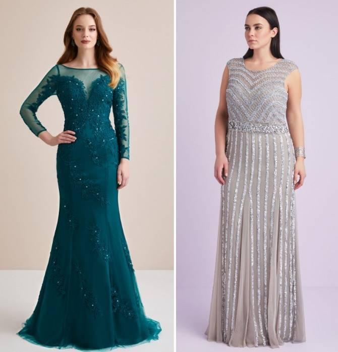 Платье для мамы жениха на свадьбу в 2019 году: фасоны нарядов