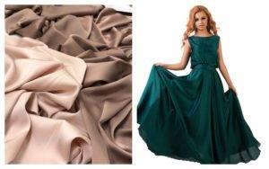 Ткани для свадебных платьев: виды, работа с прозрачными и кружевными (56 фото)