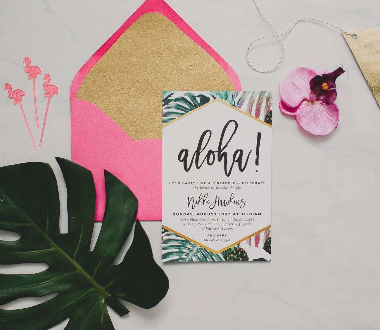 Гавайская вечеринка (сценарий и конкурсы)