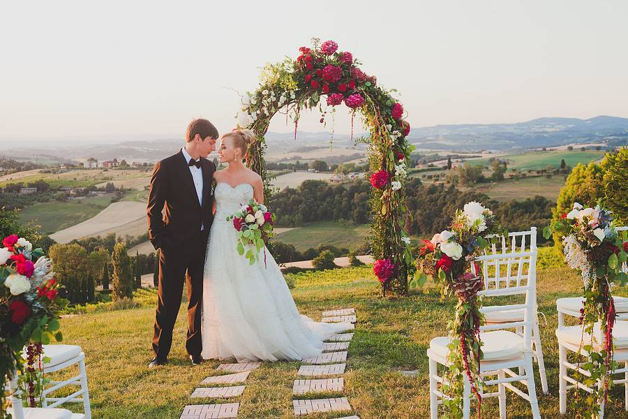 Свадьба в европе: топ-5 стран для незабываемой церемонии