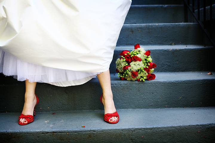 Выбираем свадебные ботильоны для невесты