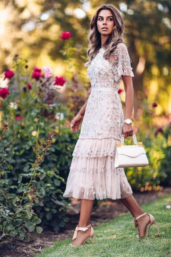 53 лучших модели платья а-силуэта
