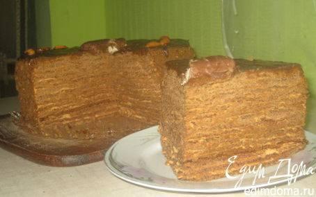 Медовый торт. рецепты самого вкусного на свете медовика