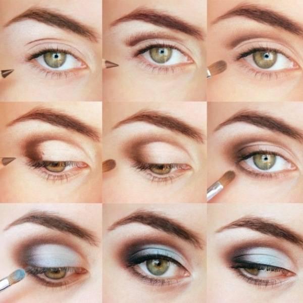 Вечерний макияж: бьюти-досье