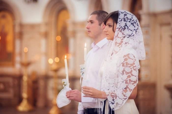 Таинство венчания в православной церкви