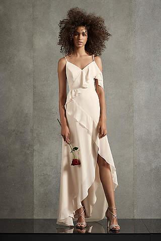 Свадебные платья от веры вонг только для стройных невест