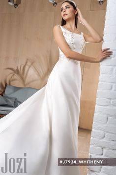 Как украсить свадебное платье