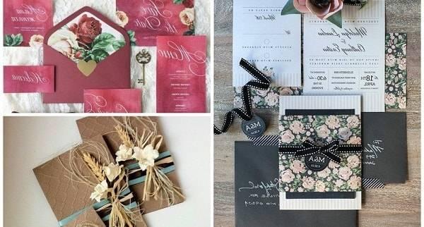 Образцы красивого текста приглашения на свадьбу