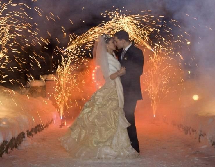 Выбор фотозоны на свадьбу
