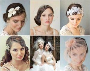 Свадебные украшения для головы – стильные идеи украшения волос своими руками. 155 фото лучших вариантов