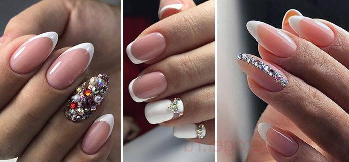 Свадебный маникюр 2020-2021 — модные тенденции маникюра для невесты