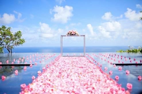 Свадьба на бали, цены на проведение церемонии, туры для молодоженов