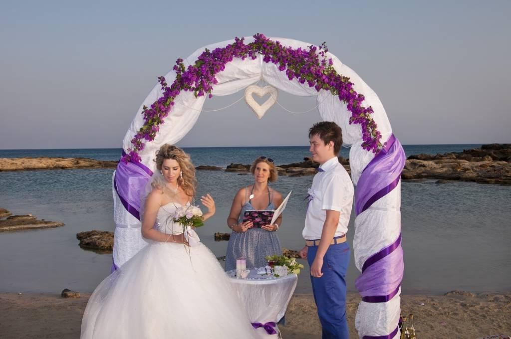Как организовать свою свадьбу в греции