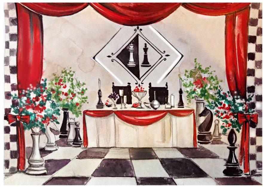 Украшение зала на свадьбу сиреневую. фиолетовая свадьба. тонкости оформления