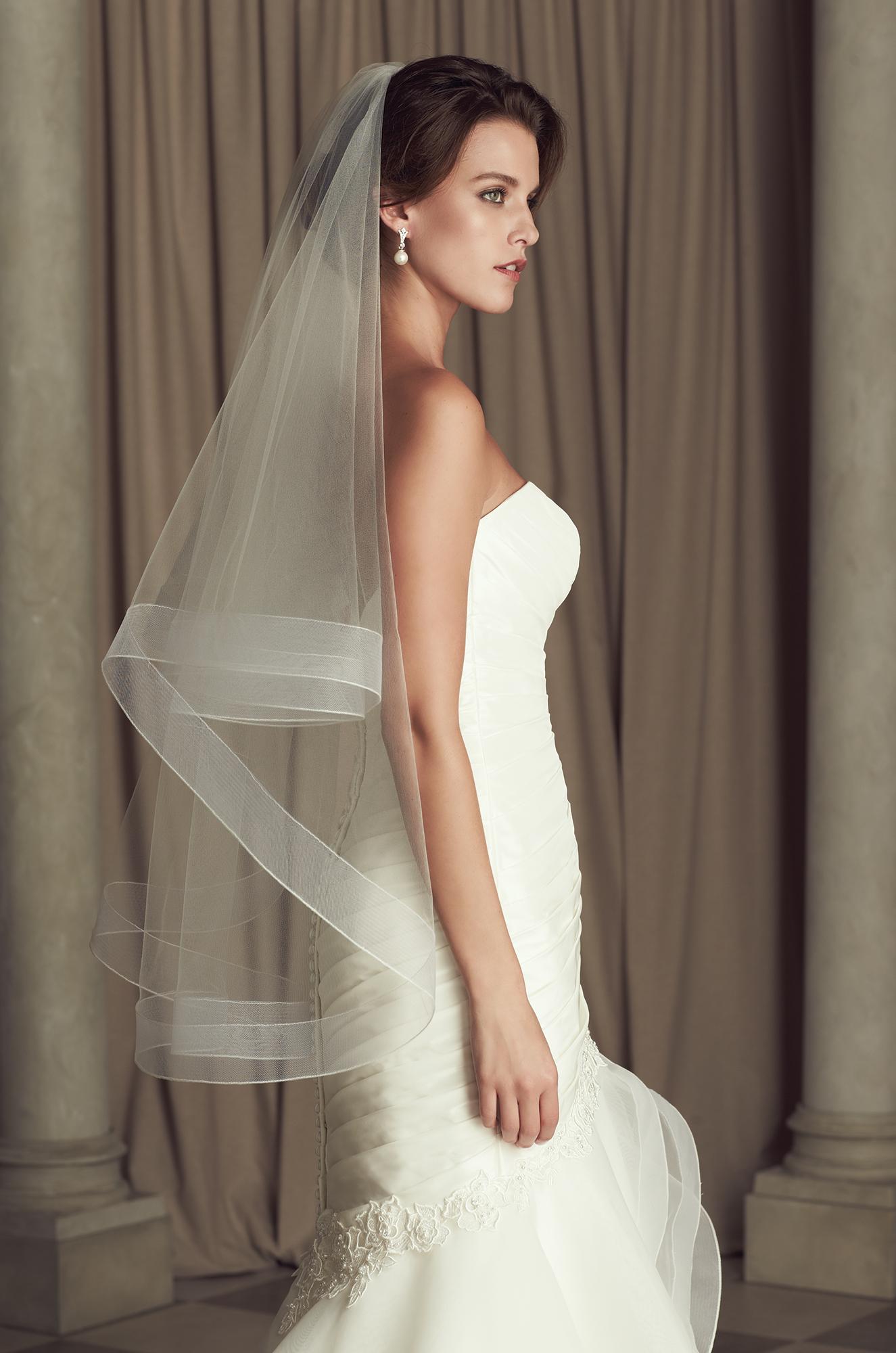 Образ невесты без фаты